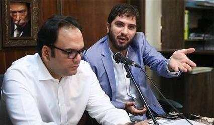 محمدهادی رضوی و محمد امامی