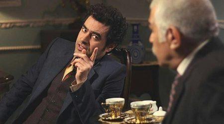 شهاب حسینی در «شهرزاد2»