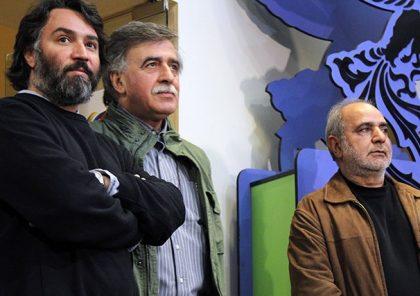 بوفالو-همایون اسعدیان-پرویز پرستویی-کاوه سجادی حسینی