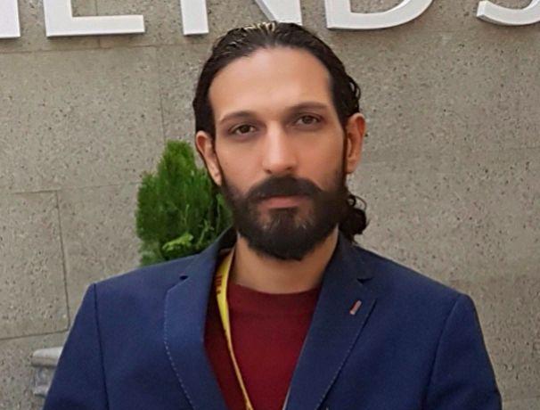 شهاب کاظمی-گلرنگ رسانه