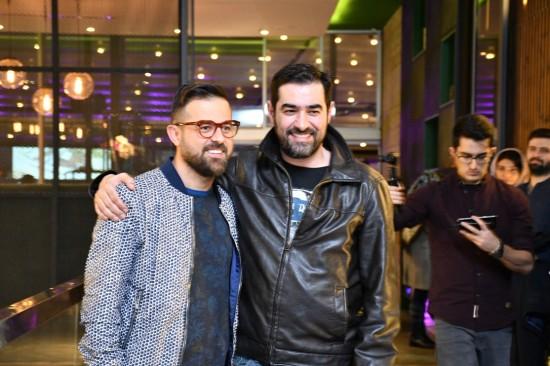 دیدار آخرشبی شهاب حسینی و رفقا با «کمدی انسانی»