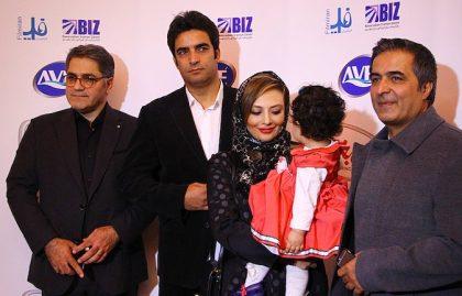 امیر-پروین-حسینی-منصور-سهراب-پور-منوچهر-هادی