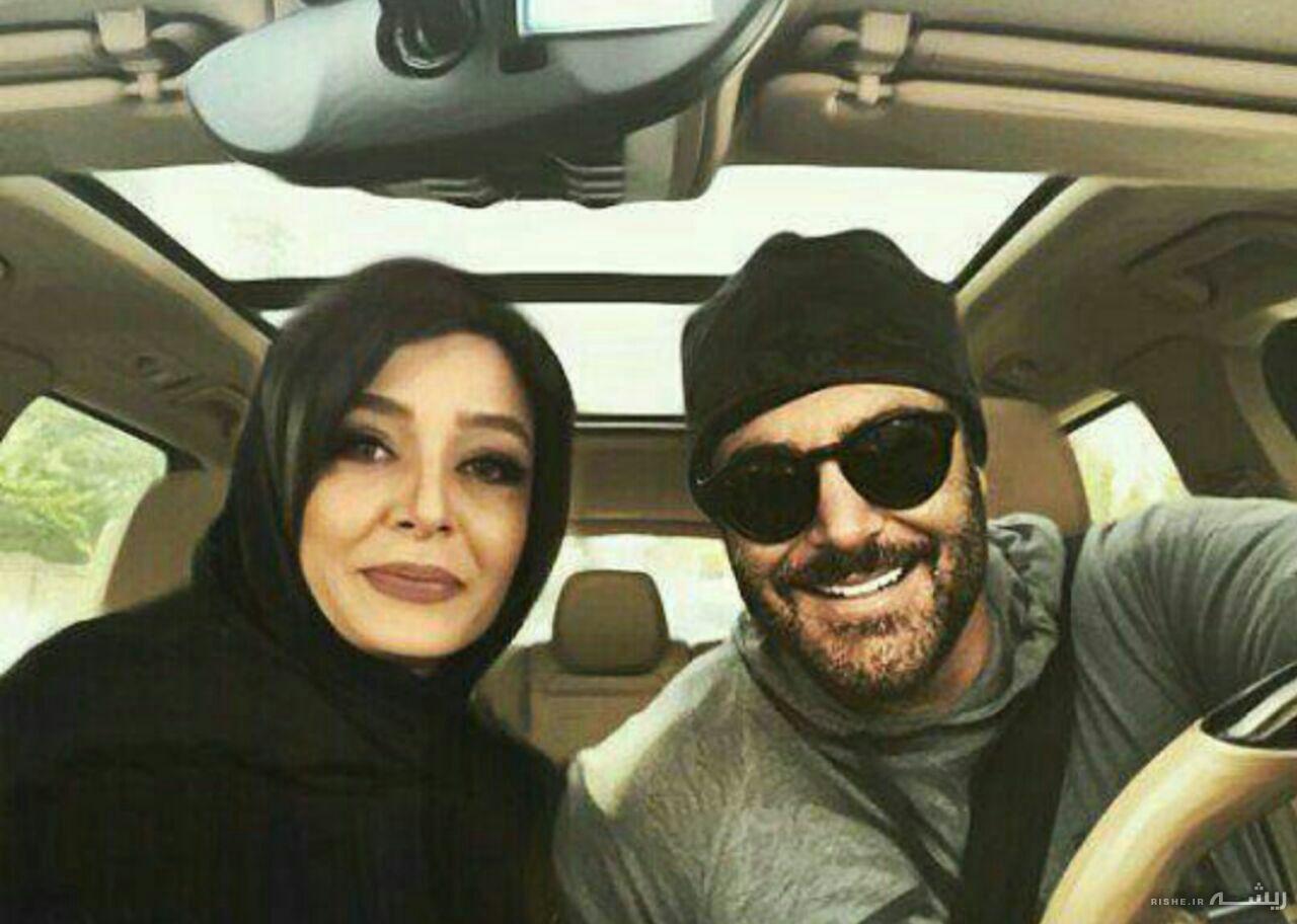 ساره بیات-محمدرضا گلزار