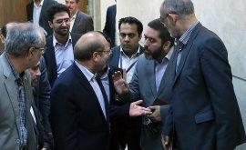 محمود رضوی+محمدباقر قالیباف