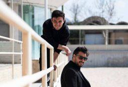 جواد عزتی و مرتضی امینی تبار در سریال زخم کاری